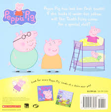 fairy writing paper the tooth fairy peppa pig scholastic 9780545468060 amazon com the tooth fairy peppa pig scholastic 9780545468060 amazon com books
