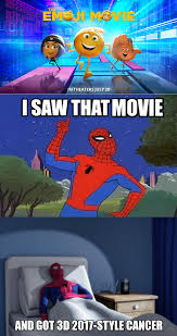 Spiderman Meme Cancer - spider man is always relevant 60 s spider man know your meme