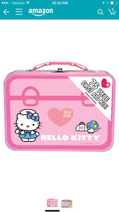 Hello Kitty Halloween Basket by Pre Filled Easter Baskets Red Multi Hello Kitty Print Racer Back