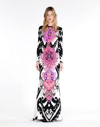 dress pattern brands new brands designer dress stunning digital abstract geometric