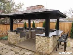 Best Outdoor Grill Area Ideas On Pinterest Grill Area - Backyard bbq design