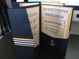 nautical themed wedding invitations diy nautical invitations and wedding programs weddingbee