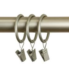 2 Inch Curtain Rings With Clips by Curtain Rings With Eyelets Now Curtain Metal Eyelet Rings