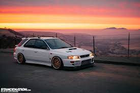 subaru stanced virtual stance works forums car pic thread