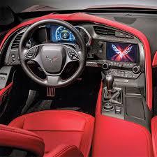 carbon fiber corvette 2014 corvette stingray interior dash trim carbon fiber