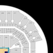 time warner center floor plan spectrum center seating chart seatgeek