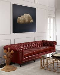 Sofas Chesterfield Massoud Davidson Cushion Seat Chesterfield Sofas