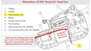 milwaukee bandsaw part 26 old delta milwaukee band saw parts