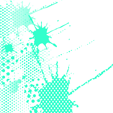 colors splash aqua or cyan color splash modern background vector free vector