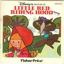 unknown artist disney u0027s story red riding hood vinyl