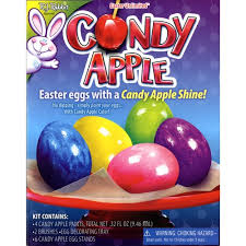 Easter Egg Decorate Games by Candy Apple Easter Egg Decorating Kit