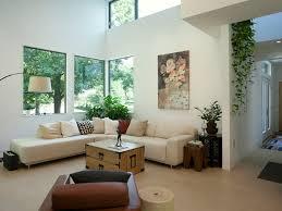 sofa rug roman blinds display shelves wooden floor patterned