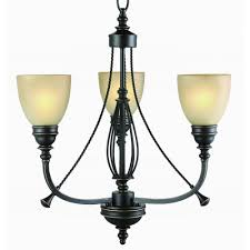 stained glass light fixtures home depot commercial electric 3 light bronze chandelier with tea stained glass