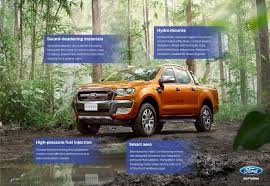 Ford Ranger Like Trucks - the new ford ranger tough done quieter u2013 drive safe and fast