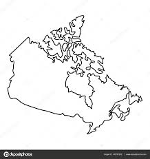 Canada Map Blank Printable by Map Of Canada Drawing Derietlandenexposities Canada Map Images