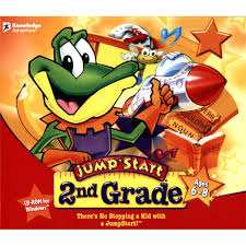 amazon com jump start 2nd grade
