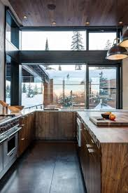 modern montana mountain home mountains luxury and modern