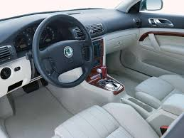 100 skoda superb 2004 manual