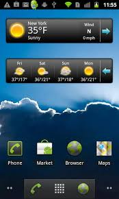 accuweather android app accuweather platinum android app review accuweather