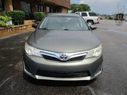 toyota auto sales 2012 toyota camry le city tennessee peck daniel auto sales