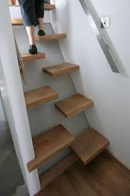 trap door to the basement stair provide flush finishing to the