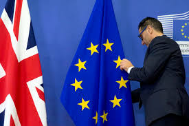 Irish Flag Shot The Latest Irish Say Brexit Deal Fell Apart At Last Minute