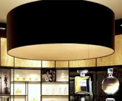 Black Ceiling Light Shade Large L Shade Foter