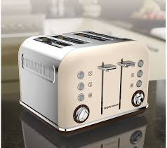 Morphy Richards Toasters And Kettles Buy Morphy Richards Accents 242101 4 Slice Toaster Sand Free