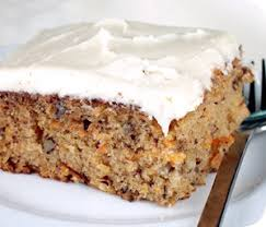 carrot cake recipe american dessert dish fauzia u0027s pakistani