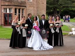 scottish wedding dresses traditional scottish wedding weddings spirit