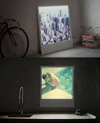 light boxes for photography display polaboy polaroid frame polaroid and change