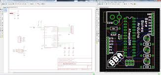 free cmos layout design software using eagle schematic learn sparkfun com