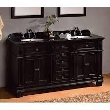 Ove Decors Bathroom Vanities Ove Decors 60 Inch Eliza Sink Bathroom Vanity With Granite