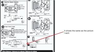 2 dimmer switches one light 2 switch one light wiring diagram i am replacing an existing 3 way