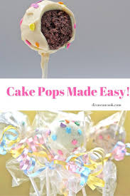 how do you make a cake how to make best cake pops recipe easy divas can cook