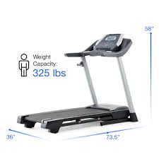 proform 505 cst folding treadmill walmart com