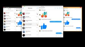 messenger for desktop download