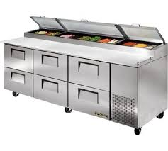 commercial pizza prep tables 35 best professional pizza prep tables for commercial restaurants