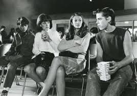 Outsiders Cherry Valance The Outsiders Images Johnny Marcia Cherry And Ponyboy At The
