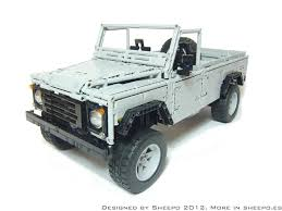 sheepo u0027s garage land rover defender 110