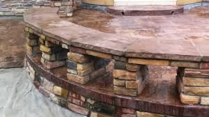Cinder Block Decorating Ideas by Furniture Cinder Block Bench Uses For Cinder Blocks Cement