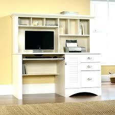 Small Built In Desk Computer Desk With File Cabinet Corner Organization Ideas For