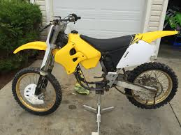 motocross pro riders 98 rm250 owned by ama pro rider tom welch moto related