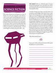 5th grade fiction reading passages what is science fiction worksheet education