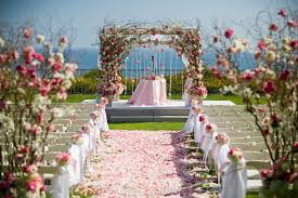 wedding backdrop themes christine and buddy wedding ritz carlton laguna niguel nisie s