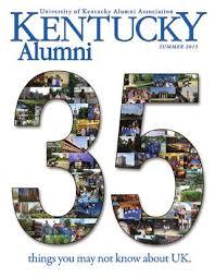 kid ink alumni chain summer 2013 kentucky alumni magazine by uk alumni association issuu