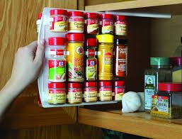 Kitchen Cabinet Spice Organizers Top Spice Storage Cabinet On Spice Rack Dsr Offers Convenient