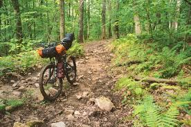 Appalachian Trail Virginia Map by Bikepacking The Appalachian Trail Bikepacking Com