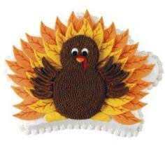 thanksgiving turkey cupcake toppers pic only thanksgiving