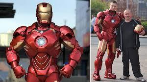 Tony Stark Halloween Costume 10 Diy Iron Man Suits Give Tony Stark Run Money